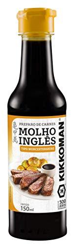 Molho Ingles Kikkoman 150 ml Uni