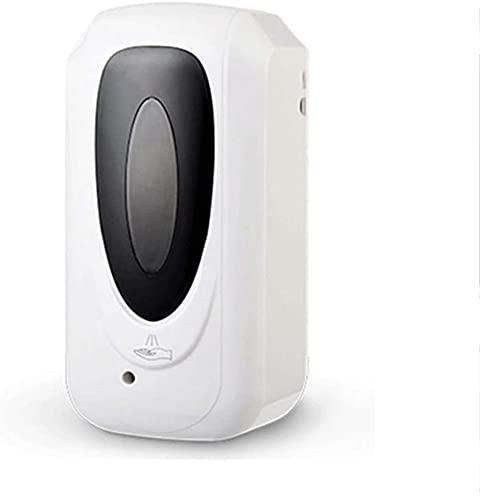 LLDKA Dispensador De Jabón Contacto Máquina Escuela Montado En La Pared Alcohol Mist Spray Higiene De Manos Sensor Automático