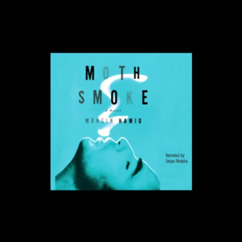 Moth Smoke audiobook cover art