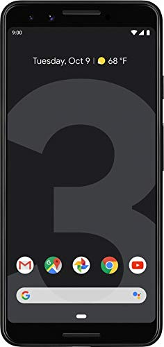 Google Pixel 3, Verizon, 128 GB - Black