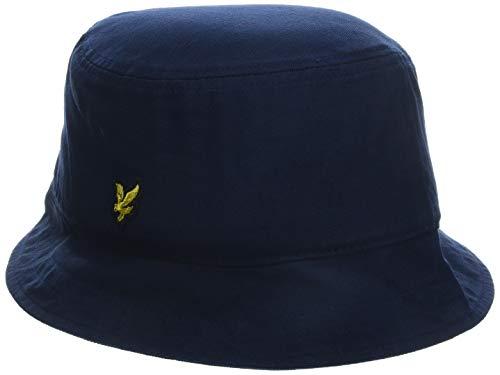 Lyle & Scott Cotton Twill Bucket Hat Gorro de Pescador para Hombre