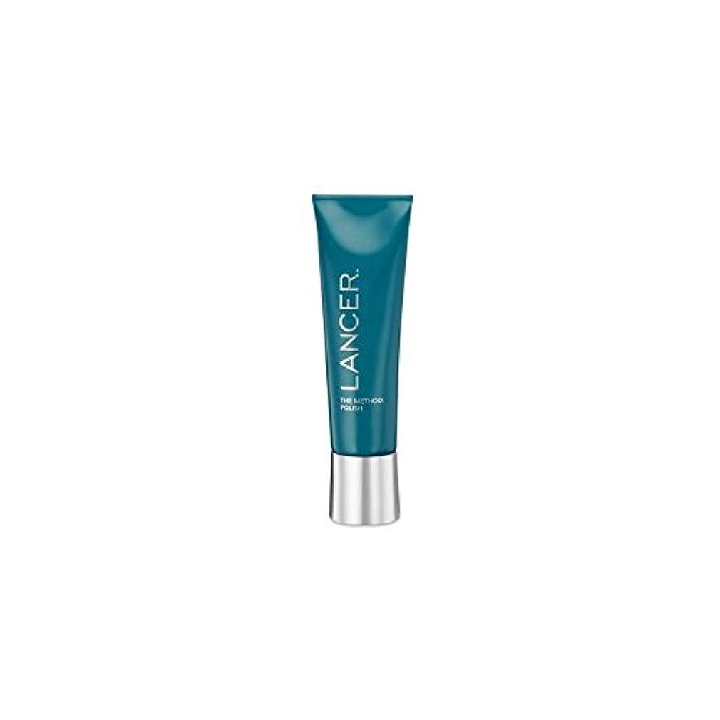 許す所持抵当Lancer Skincare The Method: Polish (120G) (Pack of 6) - ポリッシュ(120グラム):ランサーは、メソッドをスキンケア x6 [並行輸入品]