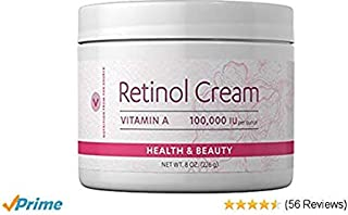 Vitamin World Retinol Cream, 8 Ounce