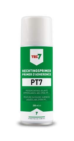 Tec7 PT7 / om te lijmen en te schilderen | Transparant | 200ML | Voor het verlijmen van MS-polymeren, siliconen en linten