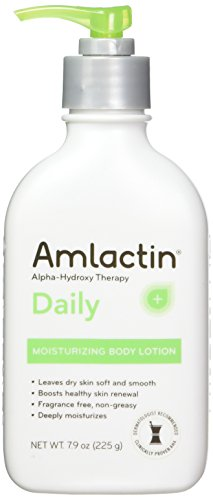 AmLactin Moisturizing Lotion 8 oz (225 g) by Upsher-Smith