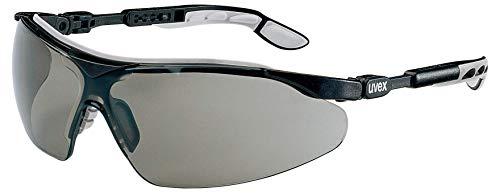uvex i-vo Schutzbrille - Supravision Sapphire - Grau/Schwarz-Grau