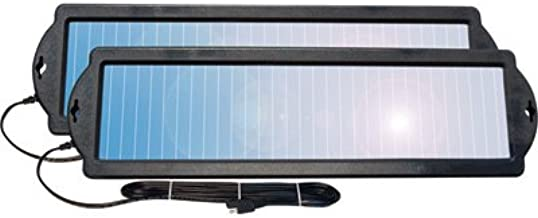 Coleman Solar 12 Volt Battery Maintainers - Twin Pack