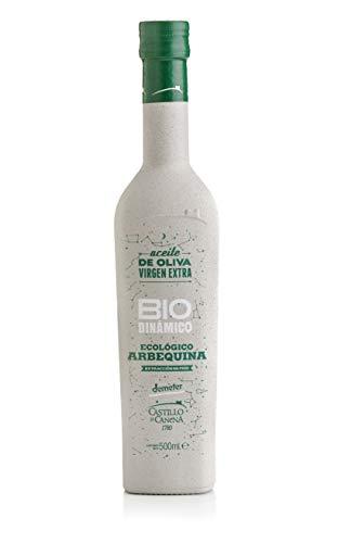 Castillo de Canena Arbequina Biodinamico - biodynamisches, natives Olivenöl extra, 500 g