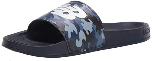 New Balance Herren 200v1 Sandalen zum Reinschlüpfen, Camo/Camouflage, 7 4E US