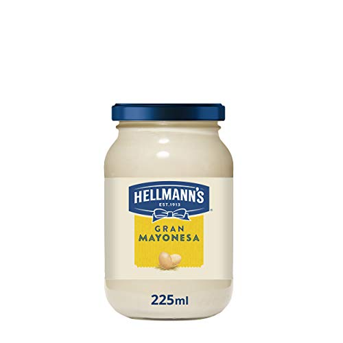 Hellmann's Mayonesa Tarro 225 ml