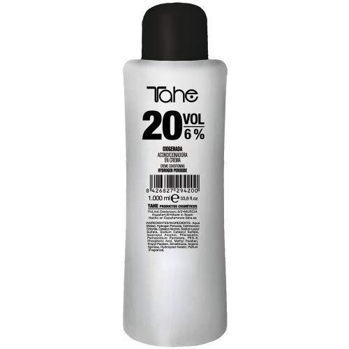 Tahe - Oxigenada Acondicionadora en Crema Natural Colour 20 Vol