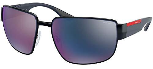 Prada Sport Hombre gafas de sol PS 56VS, 1AB01G, 62