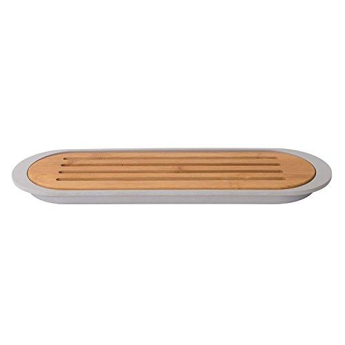 Berghoff 3950061 Planche à découper, Bambou, Marron, 37 x 11 x 2 cm