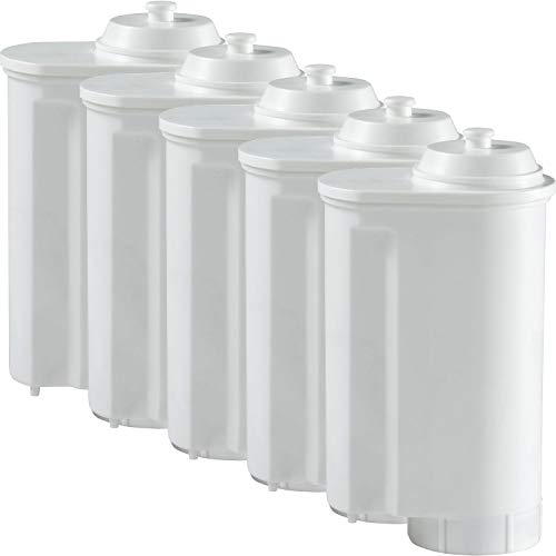 5er Pack Scanpart Wasserfilter passend für Geräte von Bosch, Siemens, Neff, Gaggenau, Modelle: TCA7, TCC78, TK7, EQ7, C77V60. und CV7760N