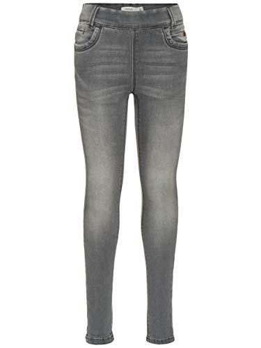 NAME IT Girl Leggings Skinny fit-Super-Stretch 116Light Grey Denim