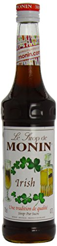 Monin  Kaffee und Bar Sirup Irish 0,7 ltr