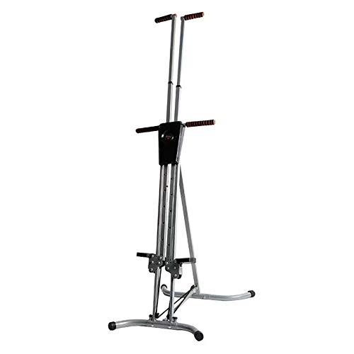LIfav Máquina De Escalada Vertical, Plegable Ajustable En Altura Máquina De Escalada...