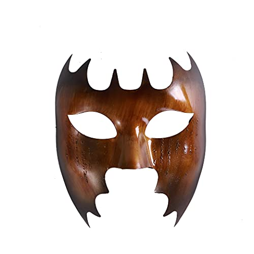 Halloween Cool Mens Woodland Mask for Cosplay,...