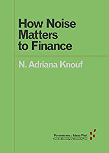 How Noise Matters to Finance (Forerunners: Ideas First)