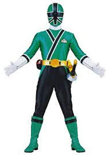 Disfraz O Traje Caroline DE Power Ranger Verde Tommy Oliver para NIÑO (8 AÑOS)