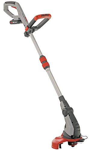 AL-KO Tagliabordi a Batteria GT 2025 Li.20V max./2,5Ah. Larghezza di Taglio filo 25cm. Batteria e caricabatteria inclusi.