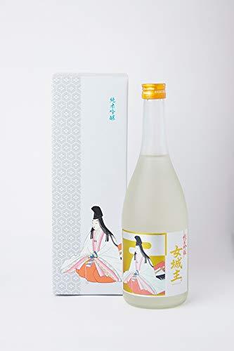 岩村 女城主 日本酒 純米吟醸 720ml 岐阜県 辛口