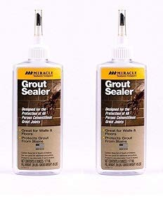 Miracle Sealants GRT SLR 6-Ounce Grout Sealer, 6-Ounce (Тwо Расk)
