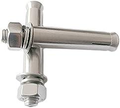 Ankers Pluggen, 10 stks/partij 304 roestvrij staal M6 M8 M10 M12 Concrete mouw anker met hex moeren wasmachines expansie b...
