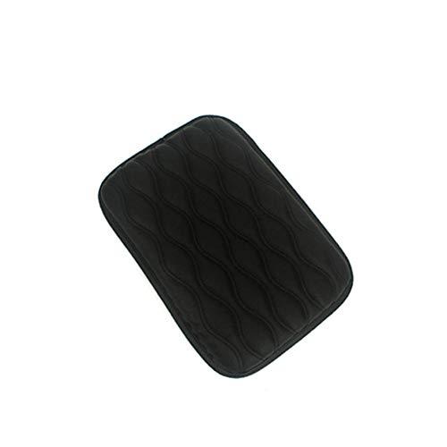 DKINCM Accesorios de Almohadilla de protección de Consola Central para reposabrazos de Coche, para Peugeot 206307406407207208308508 2008 3008 4008