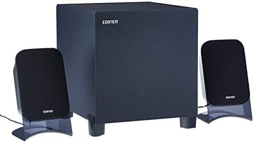 Edifier XM2PF 2.1 Multimedia Speaker(Black)