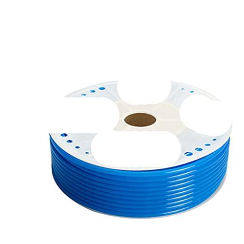 1 metro 8 mm 6 mm 4 mm 10 mm 12 mm 14 mm 16 mm Tubo de manguera Tubo de aire Tubo neumático de gas PU Plástico OD 8x5mm 12x8 10x6.5mm 6x4 4x2.5mm-Azul, 10x6.5mm