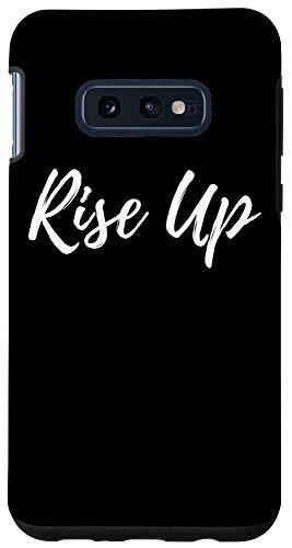 Galaxy S10e Rise Up Overcoming Hope Hamilton Case