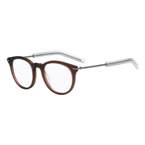 Dior BLACKTIE201 VDB 49 Gafas de sol, Marrón (Mtbrw Dkruth), Hombre