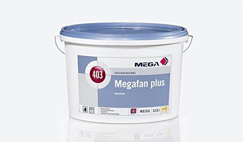 Original Mega 403 Megafan Plus Fassadenfarbe / Farbe für aussen