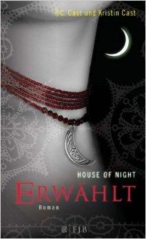 Erwählt: House of Night 3 ( 3. September 2010 )