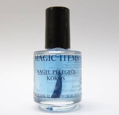 Magic Items Nagelöl KOKOS Studio Qualität 5ml