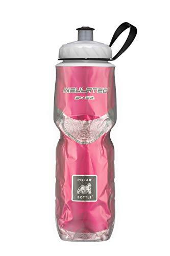 Polar Bottle PBB-24-SRED - Botella de agua ( aislado, portabidón ), talla 24-Ounce