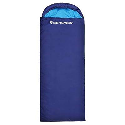 SONGMICS Sleeping Bag Lightweight for 3-4 Seasons