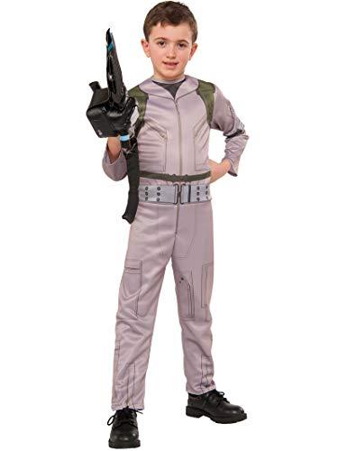 Rubie's – Disfraz oficial de Cazafantasmas para niño -