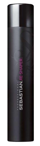 Sebastian Spray professionnel RE-Shaper pour cheveux - Tenue forte - 400 ml