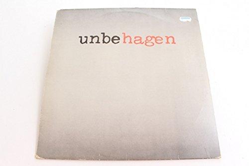 Unbehagen Nina Hagen Band CBS 84104 1979 33rpm Textbogen LP Schallplatte Vinyl