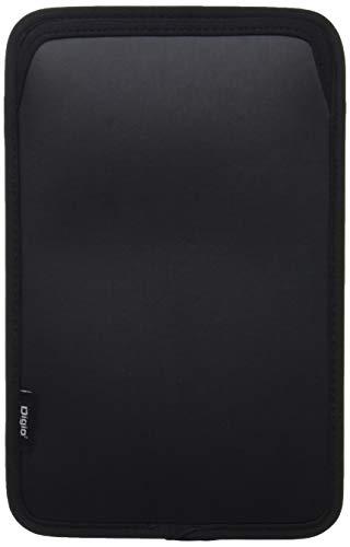 Digio2 8インチ タブレットケース 汎用 スリップインケース ブラック 40814