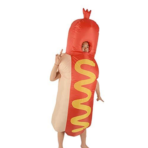 SM SunniMix Hot Dog Kostüm / Anzug