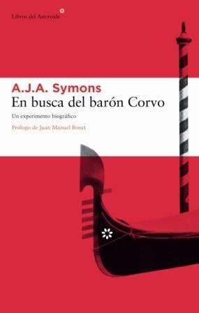 En Busca Del Baron Corvo (Libros del Asteroide)
