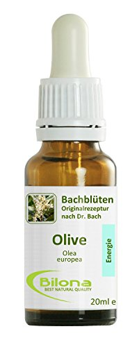 Joy Bachblüten, Essenz Nr. 23: Olive; 20ml Stockbottle
