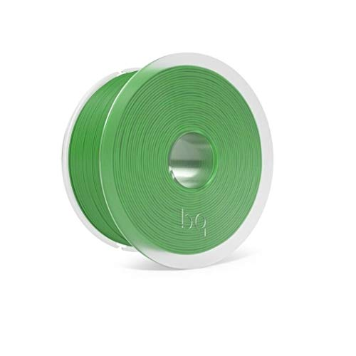 BQ F000155 Filamento PLA Easy Go, 1.75mm, 1 kg, Verde Erba