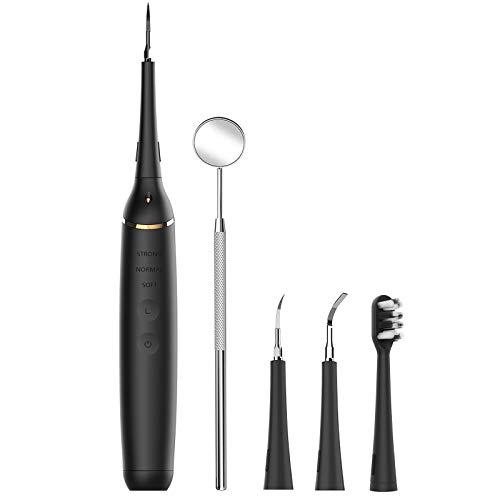 Limpieza Dental de Limpieza Blanquea Kit de Limpieza Bucal Kit de Limpiador Dental de quita Obstinado Manchas Dientes