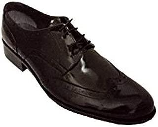 Eray Kundura Klasik Siyah Bağcıklı Erkek Ayakkabısı
