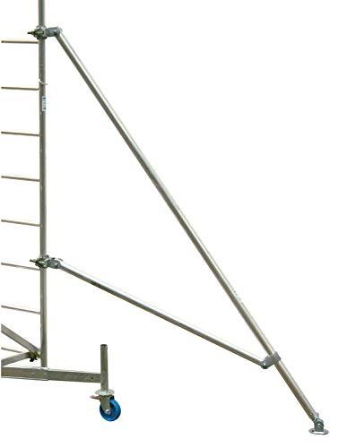 KRAUSE Arbeitsgerüst-Ausleger ClimTec Aluminium 2 m