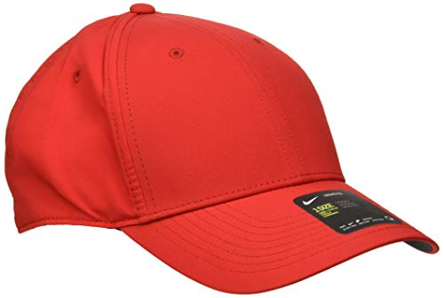 Nike Golfcap Legacy 91, University Red/Anthracite/(Black), One Size, 892652-657